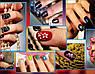 Набор для Стемпинга Дизайна Ногтей Hollywood Nails, фото 5