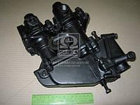 Кран тормозной Т-150 151.64.027 /130-3514010 2-х секционный