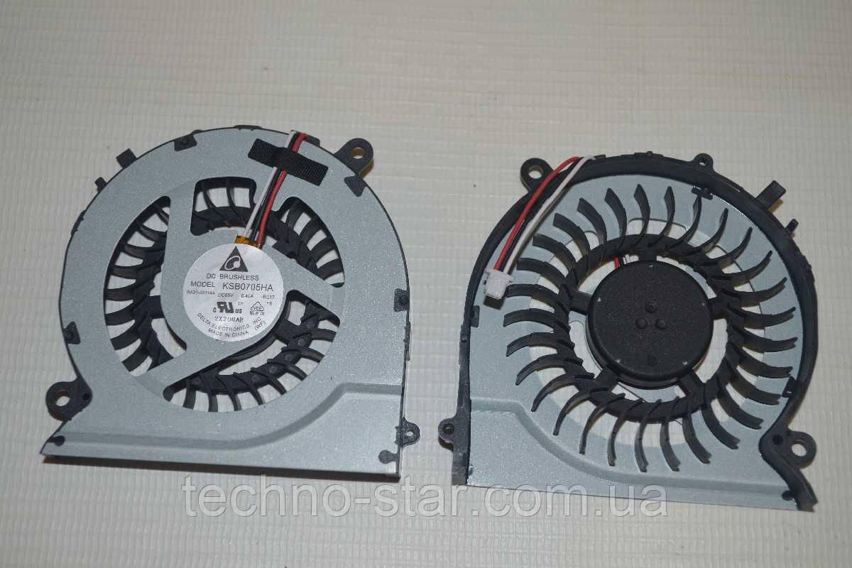 Вентилятор (кулер) DELTA KSB0705HA для Samsung NP700Z3A NP700Z3B NP700Z3C BA31-00114A CPU FAN