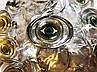 Прикольный Брелок Оригинальный Сувенир Вращающийся Глаз, фото 3