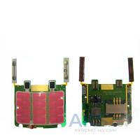 Клавиатурный модуль для LG KG800 нижний