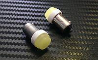 Светодиодные автолампы Harizma Ba9s 1.5W керамика 2шт.