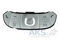 Клавиатура (кнопки) HTC P4350 Herald Silver