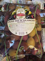 Оливки микс 500грм
