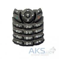 Клавиатура (кнопки) Motorola C156 Black