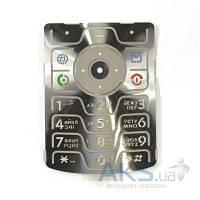 Клавиатура (кнопки) Motorola V3 Metal