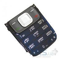 Клавиатура (кнопки) Nokia 1209 Black