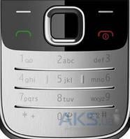 Клавиатура (кнопки) Nokia 2730 Silver