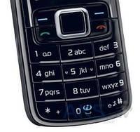 Клавиатура (кнопки) Nokia 3110 Classic Black