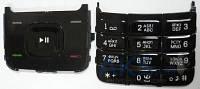 Клавиатура (кнопки) Nokia 5610 Black
