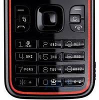 Клавиатура (кнопки) Nokia 5630 Black