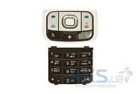 Клавиатура (кнопки) Nokia 6110 Black