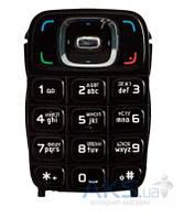 Клавиатура (кнопки) Nokia 6131 Black