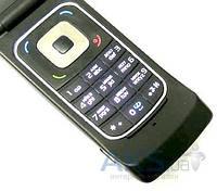 Клавиатура (кнопки) Nokia 6555 Black
