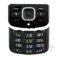 Клавиатура (кнопки) Nokia 6710 Black