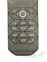 Клавиатура (кнопки) Nokia 7070 Black
