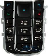 Клавиатура (кнопки) Nokia 6230 Black