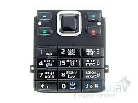 Клавиатура (кнопки) Nokia 6300 Black