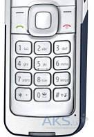Клавиатура (кнопки) Nokia 7510 Silver