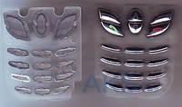 Клавиатура (кнопки) Nokia 8850 Silver