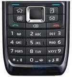 Клавиатура (кнопки) Nokia E51 Black