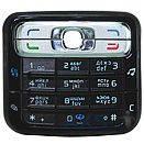 Клавиатура (кнопки) Nokia N73 Black
