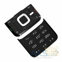 Клавиатура (кнопки) Nokia N81 8GB Black