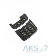 Клавиатура (кнопки) Nokia N86 Black