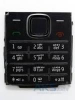 Клавиатура (кнопки) Nokia X2-00 Black