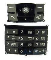 Клавиатура (кнопки) Samsung D820 Black