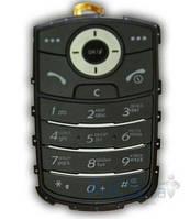 Клавиатура (кнопки) Samsung E780 Black
