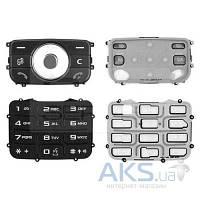 Клавиатура (кнопки) Samsung i450 Black