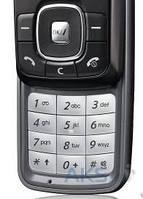Клавиатура (кнопки) Samsung M610 Silver