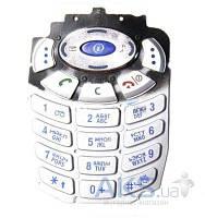 Клавиатура (кнопки) Samsung T100 Silver