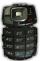 Клавиатура (кнопки) Samsung X200 Black
