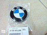 Эмблема на крышку багажника BMW X5 E53, 7- E65, E66, E67, фото 2