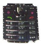 Клавиатура (кнопки) Samsung Z150 Black