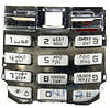 Клавиатура (кнопки) Siemens C75 Silver