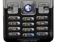 Клавиатура (кнопки) Sony Ericsson C702 Black