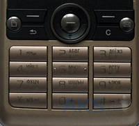 Клавиатура (кнопки) Sony Ericsson G700 Brown