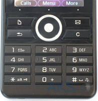 Клавиатура (кнопки) Sony Ericsson G900 Black