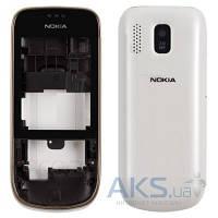 Корпус Nokia 202 Asha White