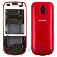 Корпус Nokia 202 Asha Red