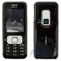 Корпус Nokia 6120c с клавиатурой Black