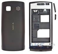 Корпус Nokia 500 Black