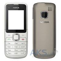 Корпус Nokia C1-01 Silver