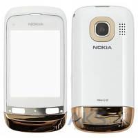 Корпус Nokia C2-02 White