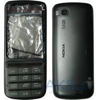 Корпус Nokia C3-01 с клавиатурой Black
