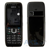 Корпус Nokia E51 с клавиатурой Black
