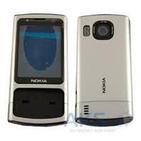 Корпус Nokia 6700 Slide Silver